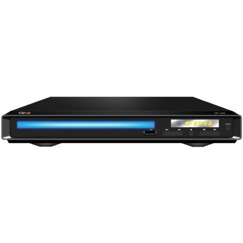 QFX VP109BLK Digital Multi Media Player