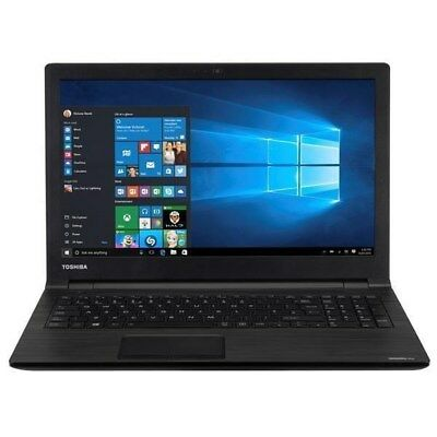 "Toshiba Satellite Pro R50-C-179 15.6"" Laptop - Core i3 2.2GHz, 4GB RAM, 128GB"