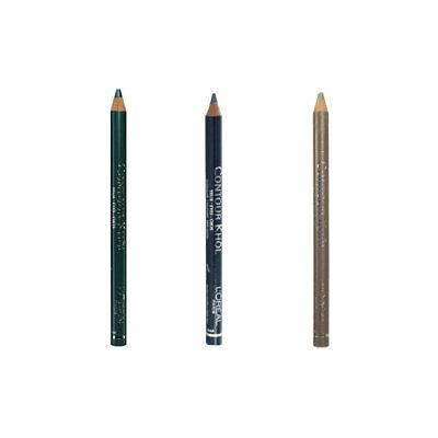 L'oreal Contour Khol Eye Pencils 100% Brand New Product 2019 Best (Best Eyeliner Pencil 2019)
