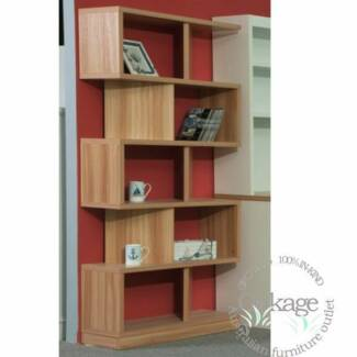 Pluto Study bookcase- new n good price sample in the showroom