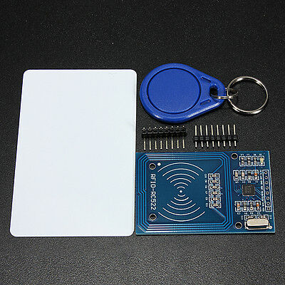 MFRC-522 RC522 RFID Module IC Card Induction Sensor + free S50 card key chain LW