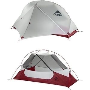 MSR HUBBA NX 1 pers/3 season freestanding tent, 1.3kg West Hobart Hobart City Preview
