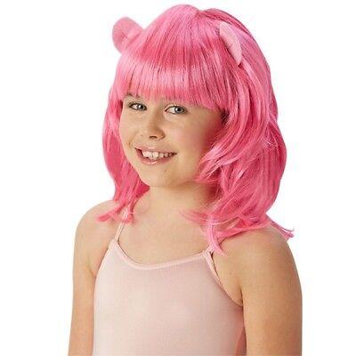 KOSTÜM-ZUBEHÖR MY LITTLE PONY PINKIE PIE PERÜCKE KINDERPERÜCKE - Pinkie Pie Kinder Kostüm
