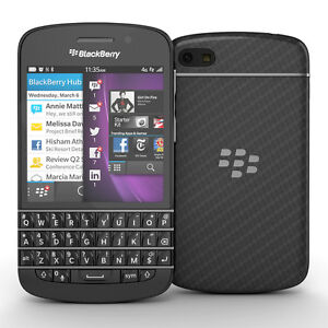 Mint blackberry z10 $100 rogers/ chart ,q10 $150 unlocked