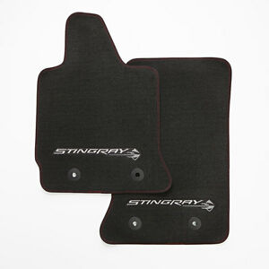 Red Chevy Floor Mats Ebay