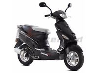 *Brand New* 66 plate Lexmoto Scout 50 moped. Warranty, Free Delivery, Part-ex