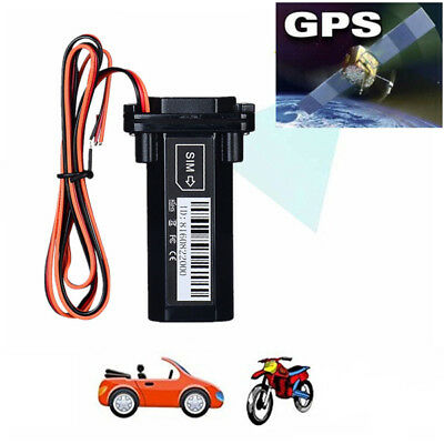 A11 Gsm Gps Real Time Tracking Sms Vehicle Motorcycle Monitor Tracker Top Sale