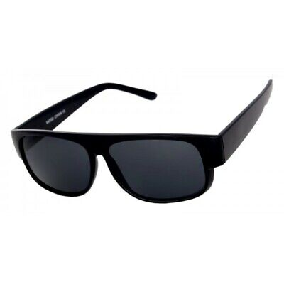 Basik Eyewear - OG Flat Top Eazy E Shades w/Super Dark Lens Gangster (Top Eyewear)