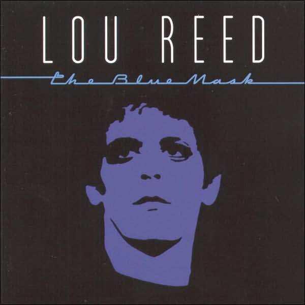 LOU REED : BLUE MASK (CD) sealed