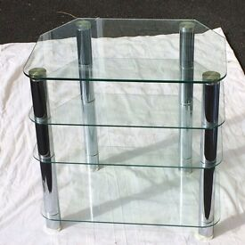 £30 for all 3 glass table/side units