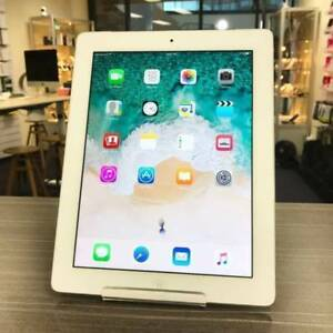 iPad 3 16G White WIFI Excellent condition AU model WARRANTY