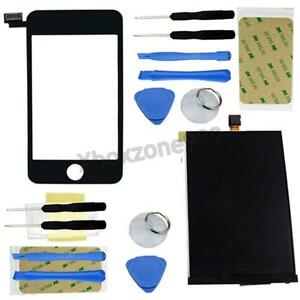 For iPod 2nd Gen Touch Screen Digitizer Replacement + LCD Display Repair Part