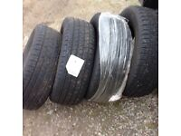 Tyres for 4x4