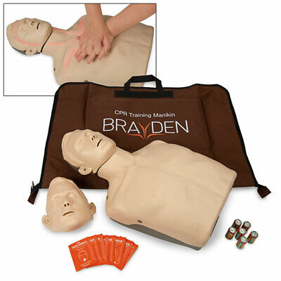 Brayden Cpr Manikin W Feedback For A Limited Time Price Slashed