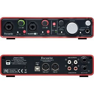 Scarlett 2i4 USB Audio Interface Peterborough Peterborough Area image 3