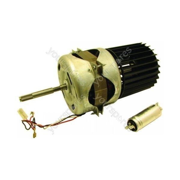 Genuine Indesit Tumble Dryer Motor Kit