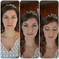 Ottawa Celebrity Makeup Artist - Booking now for 2015 Weddings