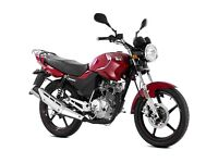 New Lexmoto ZSF 125cc (Euro 3) Motorcycle 2 Years Parts Warranty - Finance Available - £1399