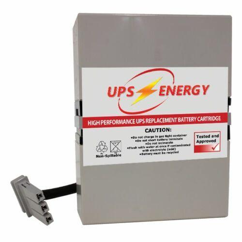 APC RBC33  - UPS Energy - PowerSWAP Replacement Tray Brand New Batteries