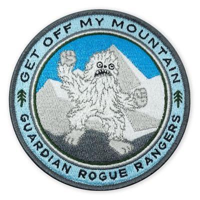 New Rare Prometheus Design Werx GRR Yeti Get Off My Mountain TAD GEAR
