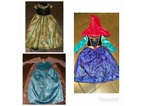 Huge Bundle of Girls Dress up outfits age 5-6 years