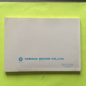 NOS 1976 Yamaha RD400 RD250 Owners Manual Regina Regina Area image 3