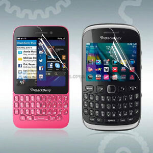 Ultra HD Clear LCD Screen Protector Blackberry Q5