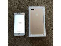 iPhone 7 Plus 32GB Unlocked - Mint Condition - Still under warranty