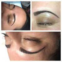 Microblading / Feathering Christmas PROMO 50% OFF!!!