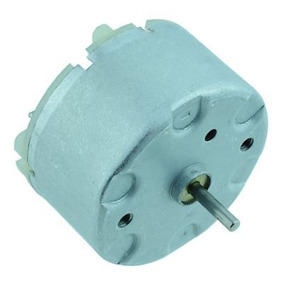 Low Inertia 6v Motor For Use With Solar Modules And Cells 2300rpm