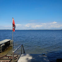Georgian Bay/Penetanguishene Waterfront Cottage with Hot Tub!