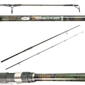 Carbon camo dynamic margin stalker fishing rod camo 9ft for Camo fishing pole