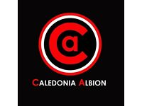 Caledonia Albion - fun and sociable games of football on the Meadows