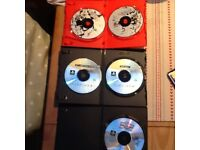 PS2 COLLECTABLE GAMES BUNDLE X 4