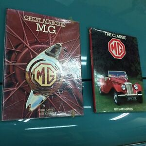 MG GREAT MARQUE,  The CLASSIC MG.   MGB ETC
