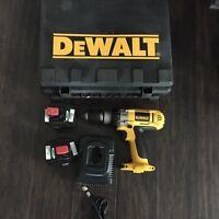 Dewalt drill. New, never used.