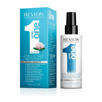 Revlon Uniq One Lotus Flower Treatment 150 ml - Prodotto Originale