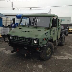 Camion armée Western Star LSVW