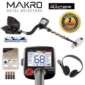 MAKRO GOLD DETECTOR & MAKRO PINPONTER . (AS NEW) Clermont Isaac Area Preview