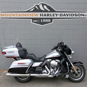 2015 Harley-Davidson FLHTK - Ultra Limited