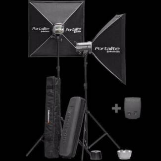 Elinchrom D-LITE RX 4 SET - Studio Light - Photography Lane Cove North Lane Cove Area Preview