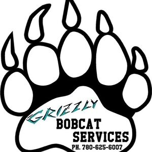 Grizzly bob cat services and fire wood sales.