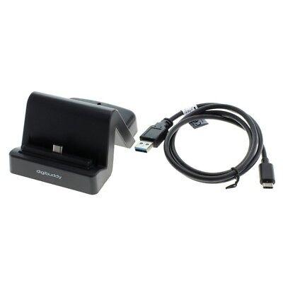 Dockingstation für Huawei Mate 9 (Porsche Design) USB-C 3.1 / Type C Typ C Auto Auto-docking-station
