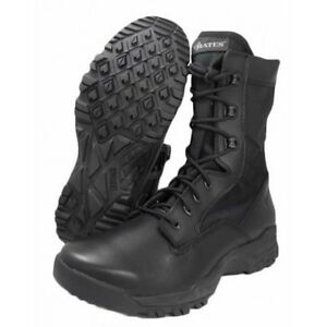 Bates E05161 Zero Mass Men's Hot Weather 8in Black Side Zip Boot Sarnia Sarnia Area image 1