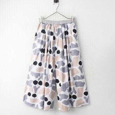 POU DOU DOU Japan Cotton Blend Print Wide Pants SizeM SALE