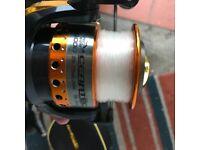 Jarvis Walker fixed spool