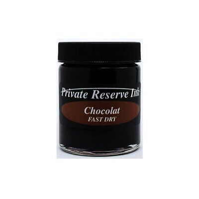 Private Reserve Ink 66ml Bottle Fountain Pen Ink - Fast Dry Ink - Chocolat ( ...