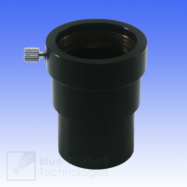 "Blue Fireball 1.25"" Eyepiece Extension Tube with 1"" Extension  # X-01"