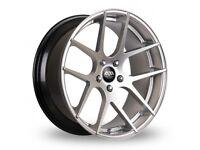 "19"" Staggered AVA Memphis on tyres for an E90, E91, E92, E93 BMW 3 Series, Vauxhall Insignia ETC"