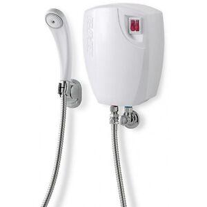 Klein Durchlauferhitzer 6 KW mit Dusche